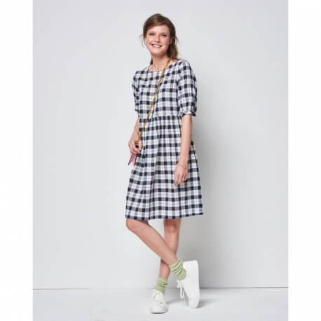 Patron de robe femme - Burda 6401