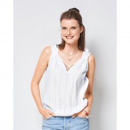 Patron top & tunique femme - Burda 6404