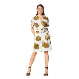 Patron de robe femme - Burda 6420