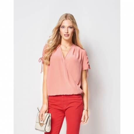 Patron blouse femme - Burda 6425
