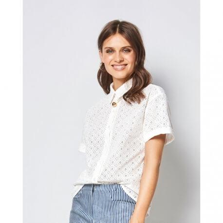 Patron blouse femme - Burda 6426