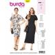 Patron de robe - Burda 6439