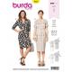 Patron de robe - Burda 6440