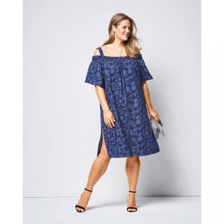 Patron blouse & tunique - Burda 6446