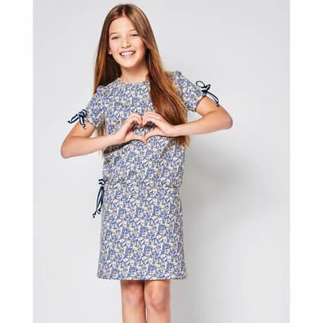 Patron robe pour enfant - Burda 9344