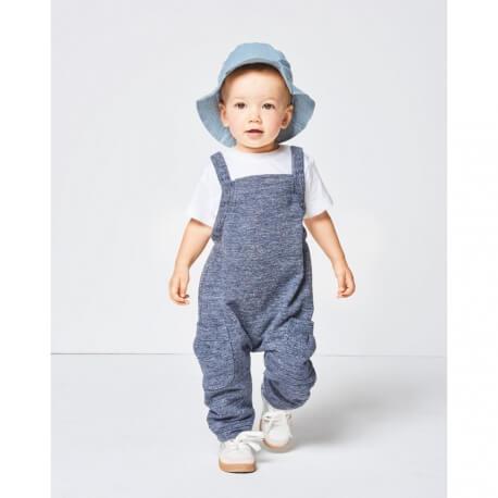 Patron salopette pour bébé 3mois à 2 ans - Burda 9337