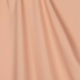 Tissu crêpe uni - Vieux rose