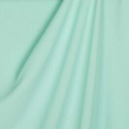 Tissu crêpe uni - Vert d'eau