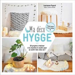 Livre couture - Ma déco Hygge