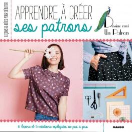 Livre couture - Apprendre à créer ses patrons