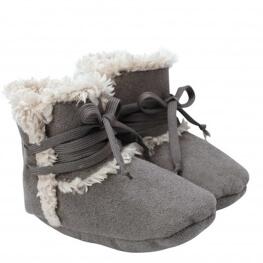 Patron chaussons pour bébé - Burda 9396