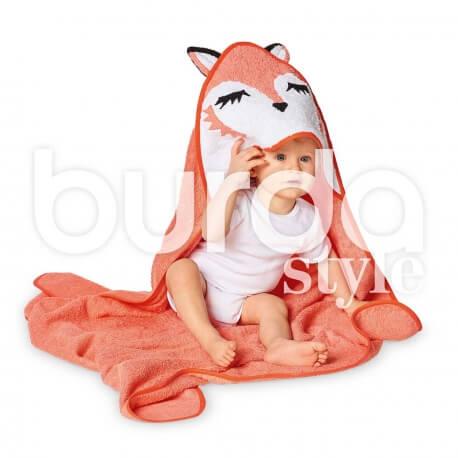 Patron accessoires de bain bébé - Burda 6494