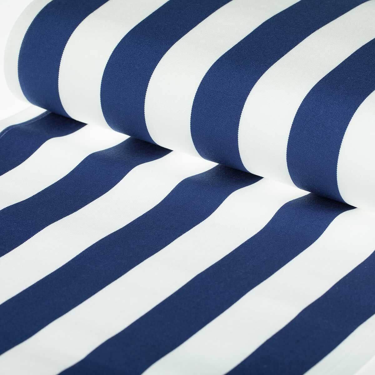toile transat outdoor bayad re 150cm x 43cm bleu. Black Bedroom Furniture Sets. Home Design Ideas