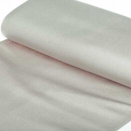 Tissu toile d'extérieur transat - Largeur 45cm - Gris clair