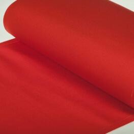 Tissu toile d'extérieur transat - Largeur 45cm - Rouge