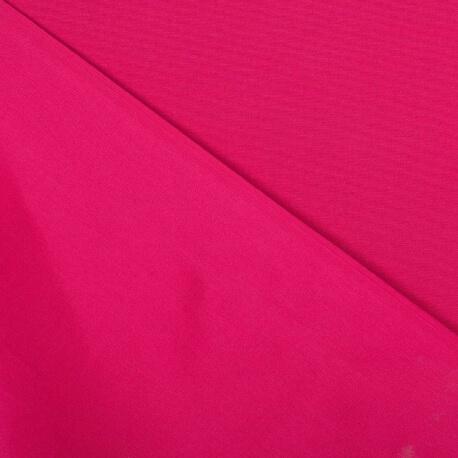 Tissu toile d'extérieur - Largeur 160cm - Rose fuchsia