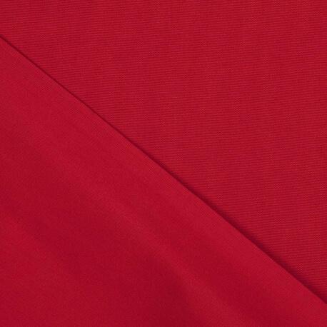 Tissu toile d'extérieur - Largeur 160cm - Rouge