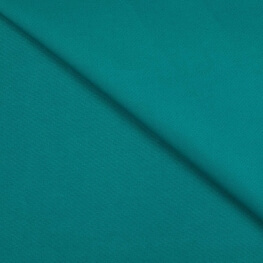 Tissu ameublement uni - Largeur 280cm - Vert canard