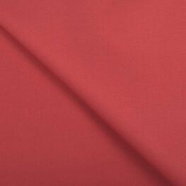 Tissu ameublement uni - Largeur 280cm - Rouge cardinal