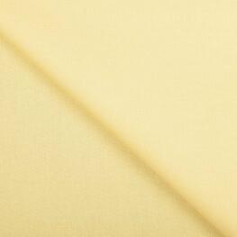 Tissu ameublement uni - Largeur 280cm - Jaune