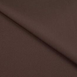 Tissu ameublement uni - Largeur 280cm - Marron
