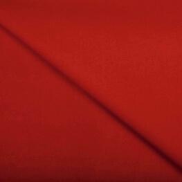 Tissu ameublement uni - Largeur 280cm - Rouge