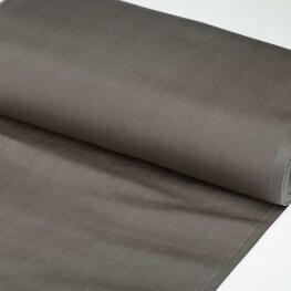 Tissu toile d'extérieur transat - Largeur 43cm - Taupe