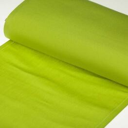 Tissu toile d'extérieur transat - Largeur 43cm - Anis