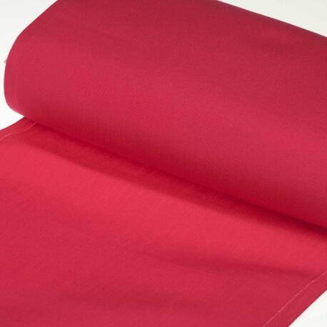 Tissu toile d'extérieur transat - Largeur 43cm - Rose fuchsia