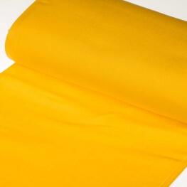 Tissu toile d'extérieur transat - Largeur 43cm - Jaune