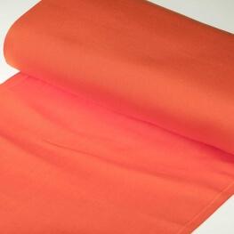 Tissu toile d'extérieur transat - Largeur 43cm - Orange
