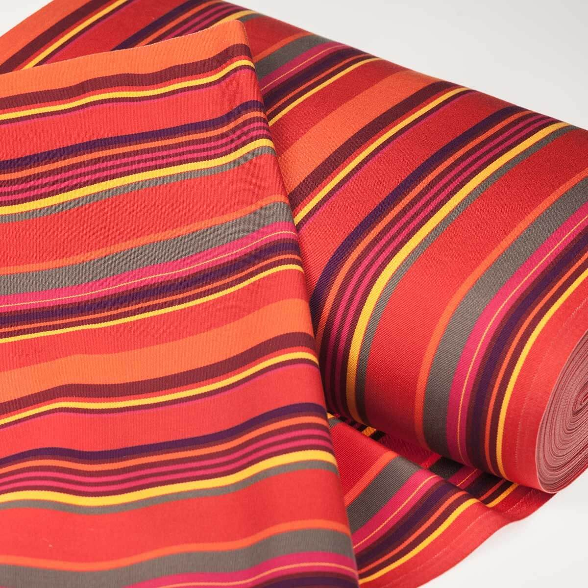 toile transat outdoor hossegor 150cm x 43cm multicolore mercerie car fil. Black Bedroom Furniture Sets. Home Design Ideas