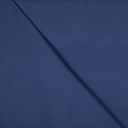 Tissu toile d'extérieur - Largeur 160cm - Bleu marine