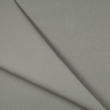 Tissu toile d'extérieur - Largeur 320cm - Gris clair