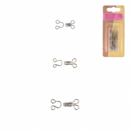 une face SATIN acétate BRONZE pour rosettes ou crafts BOÎTE 19 mm Plissée Ruban