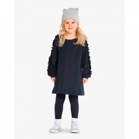 Patron robe & t-shirt enfant, Burda 9331