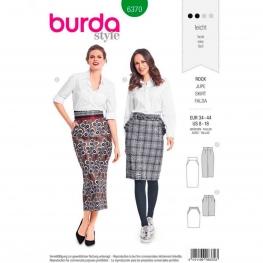 Patron jupe femme, Burda 6370