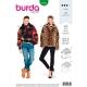 Patron veste femme, Burda 6359