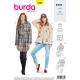 Patron veste femme, Burda 6360