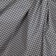 Tissu coton ravissant pétale - Bleu nuit & safran