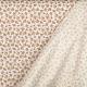 Tissu coton ravissant brindille - Prune & canelle