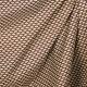 Tissu coton ravissant pétale - Prune & cannelle