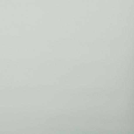 Coupon simili cuir uni, 50 x 140 cm - Bleu ciel