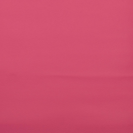 Coupon simili cuir uni, 50 x 140 cm - Rose fuchsia