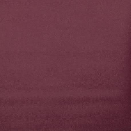 Coupon simili cuir uni, 50 x 140 cm - Violet