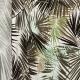 Tissu viscose palm - Vert