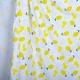 Tissu jersey fruits citrons - Jaune