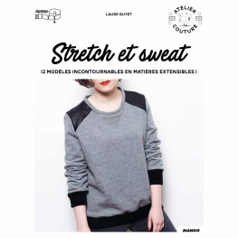 Livre couture, Stretch et Sweat