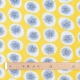 Tissu chic summer - Jaune