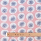 Tissu chic summer - Rose